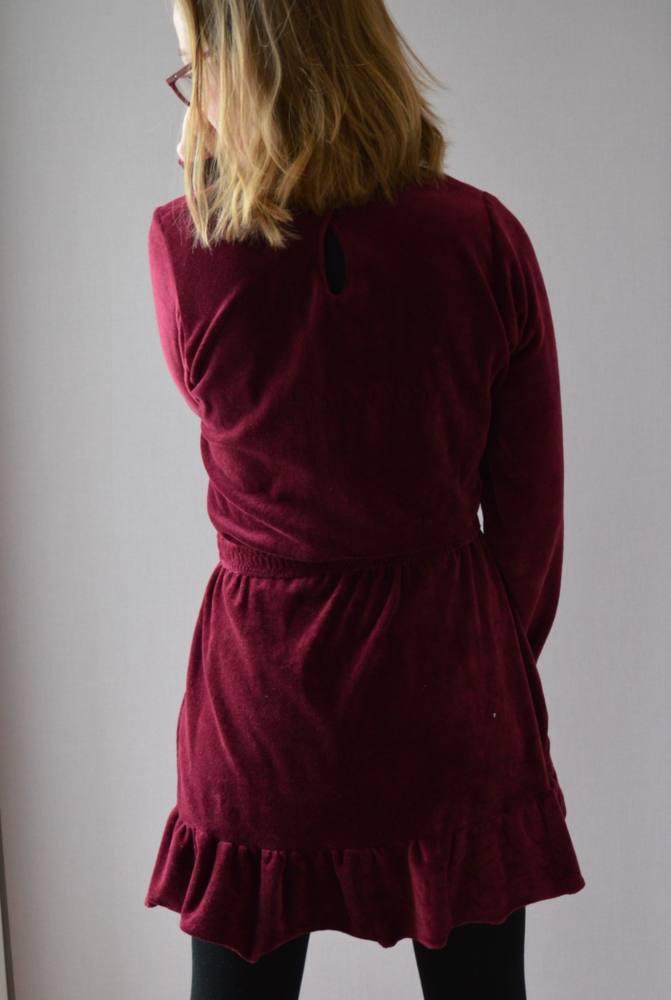 Damenkleid naehen 84