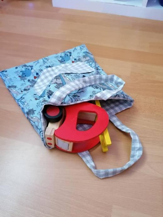 Kinder Tasche naehen WARNA44