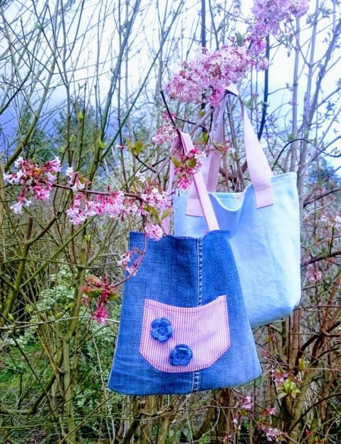 Kindertasche naehen WARNA 1