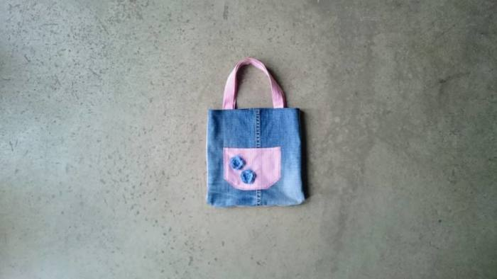 Kindertasche naehen WARNA 10
