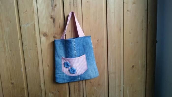 Kindertasche naehen WARNA 22