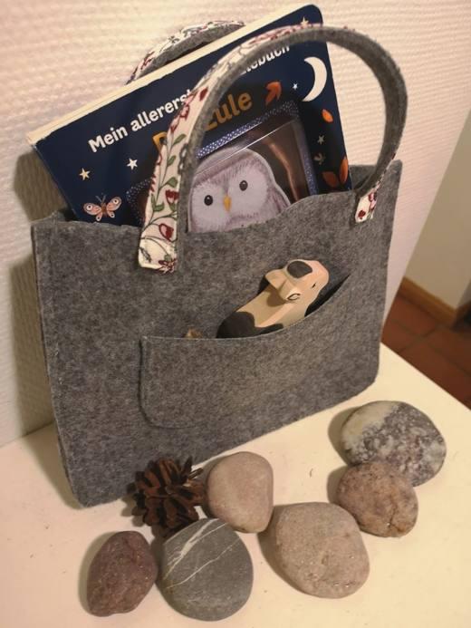 Kindertasche naehen WARNA 3