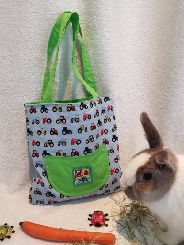 Kindertasche naehen WARNA 5