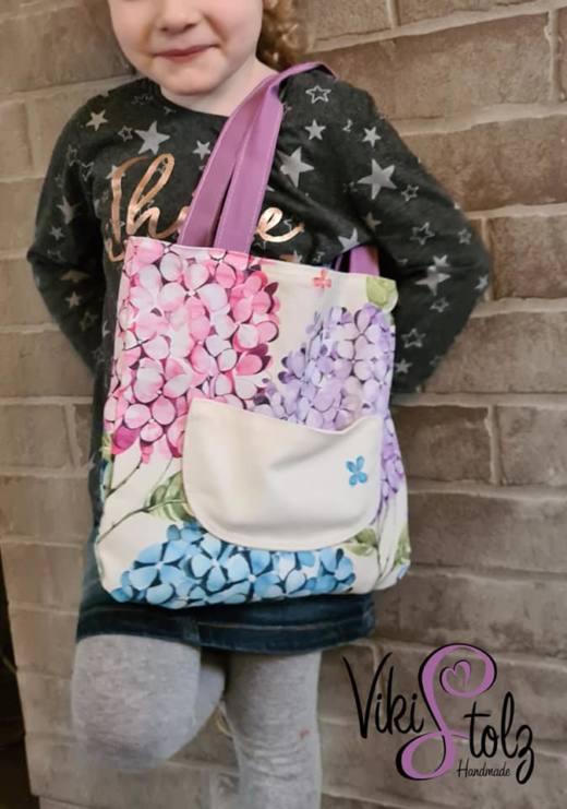 Kindertasche naehen WARNA 8