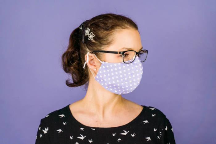 Mundschutz Atemschutzmaske selber naehen 013