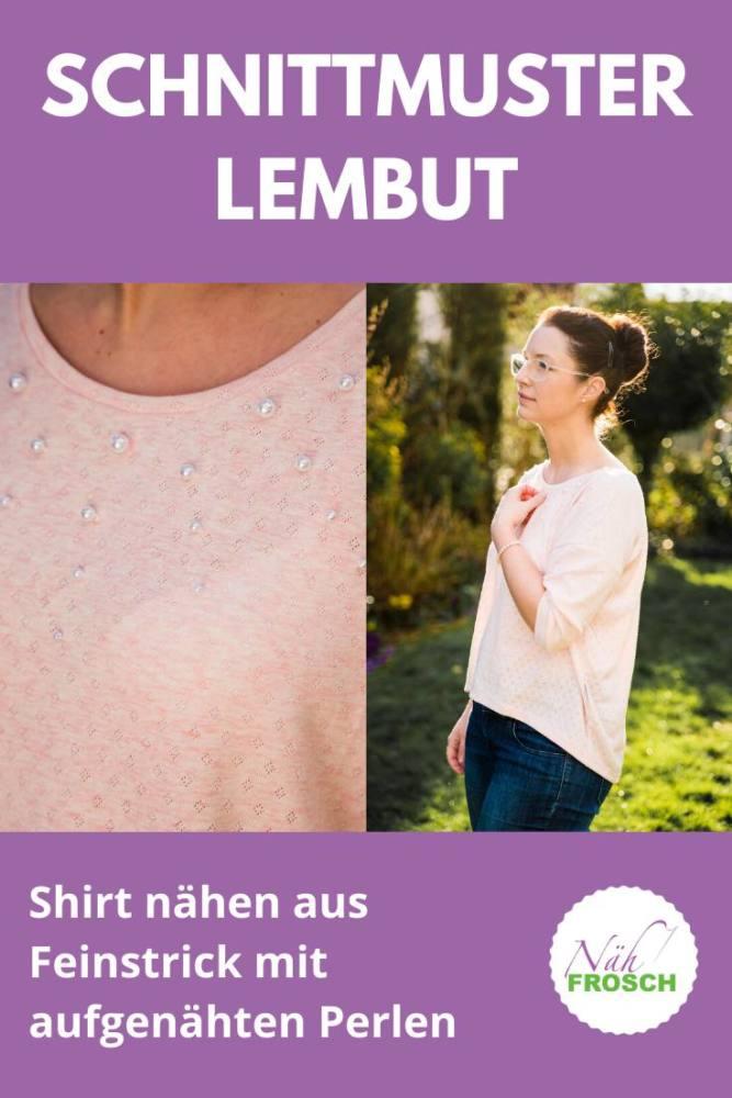 Shirt Lembut aus Strick