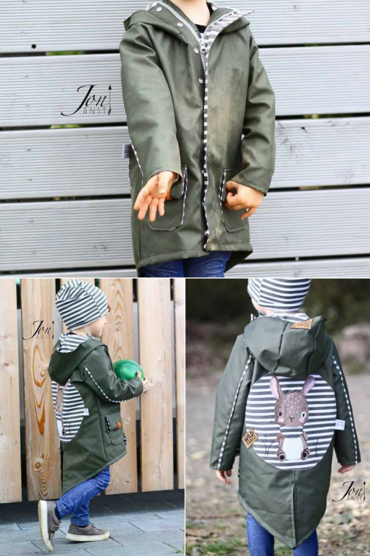cover fishtail parka peter