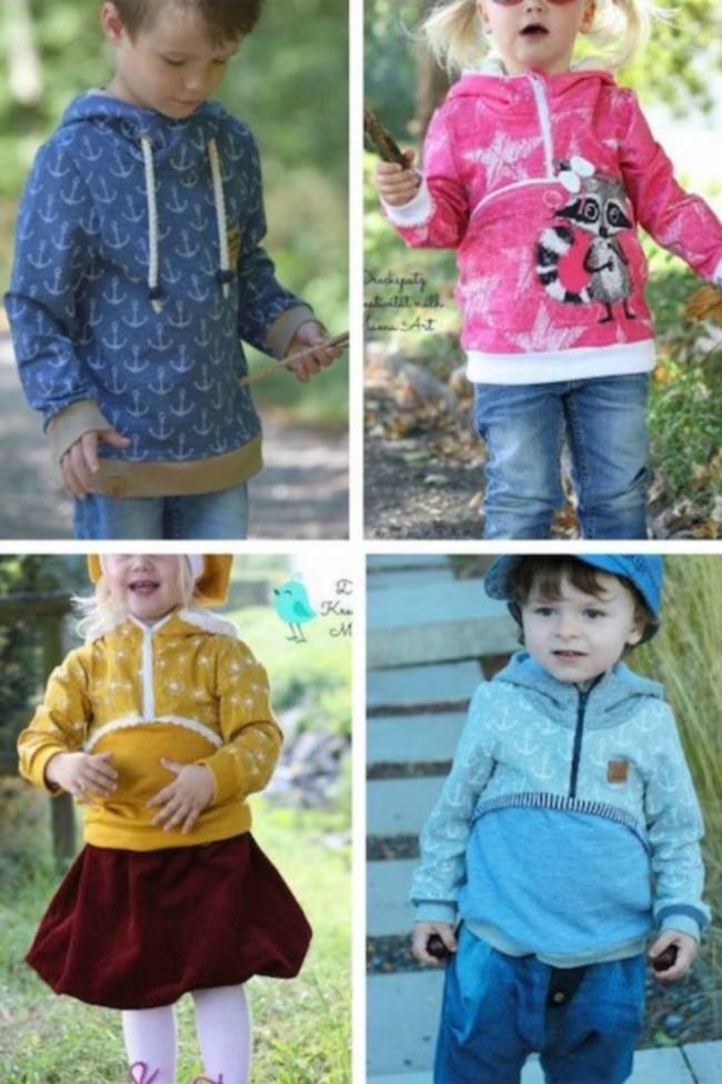 cover kinder hoodie casual zipp-2