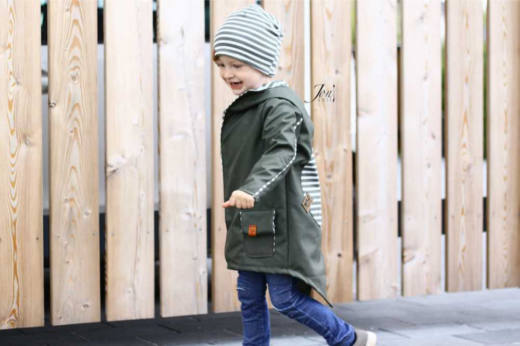 kinder fishtail parka naehen peter 17 cr