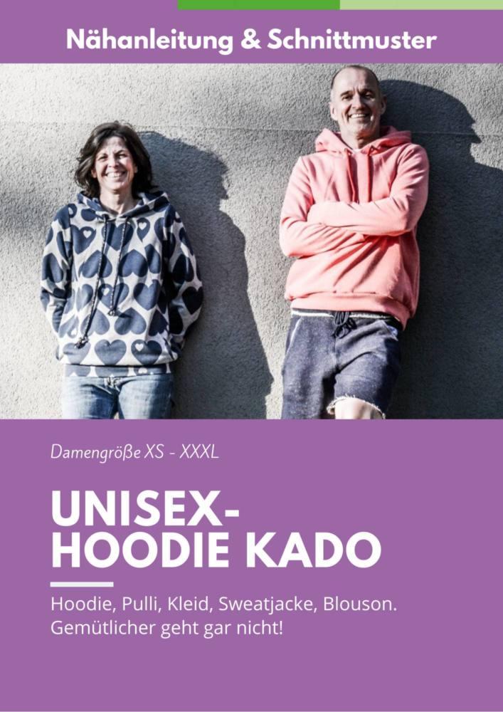 Coverbild Unisex-Hoodie KADO