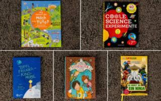 Kinderbücher ab 6 Jahren: Spannende und lehrreiche Bücher fürs Grundschulalter