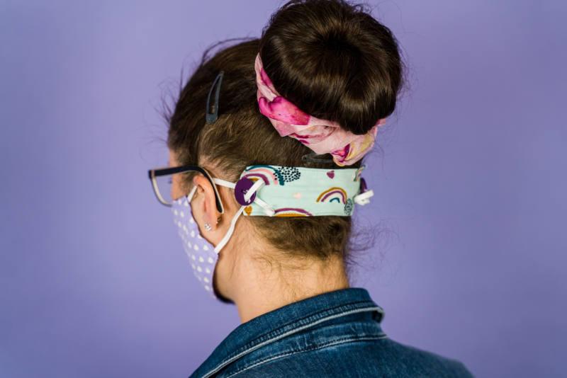 Ohren Schoner Mundschutz Ear Saver 008