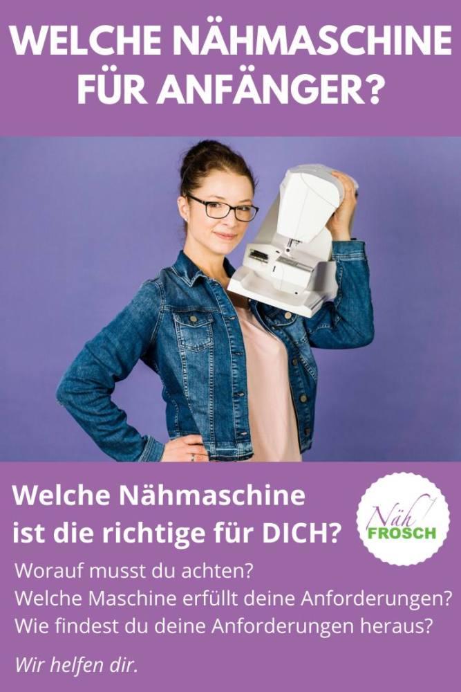 Welche-Naehmaschine-fuer-Anfaenger-kaufen