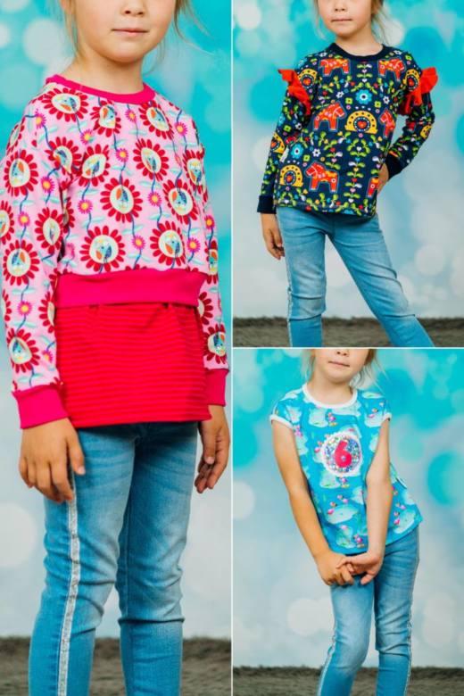 Cover Maedchen Shirt LEMBUT