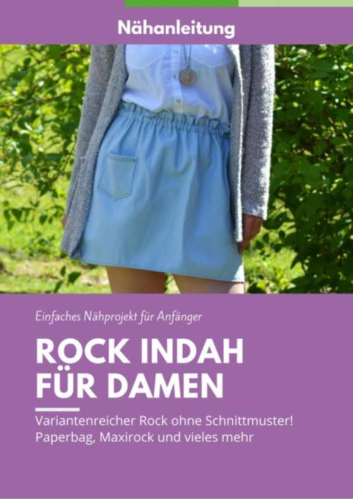 Coverbild Rock INDAH fuer Damen