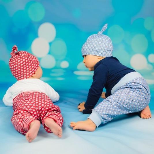 Naehen fuer Babys quadratisch