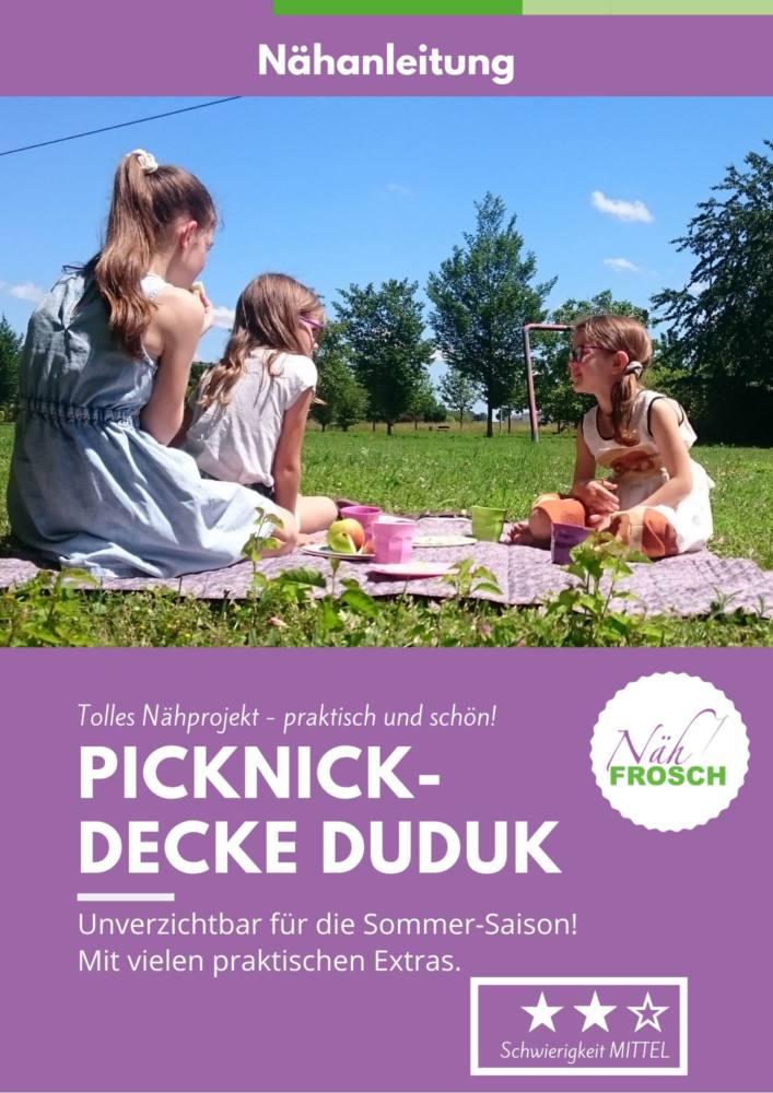 Cover Picknick-Decke-DUDUK
