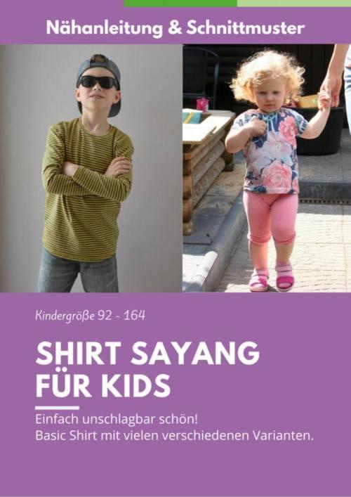 Cover Shirt SAYANG Kids