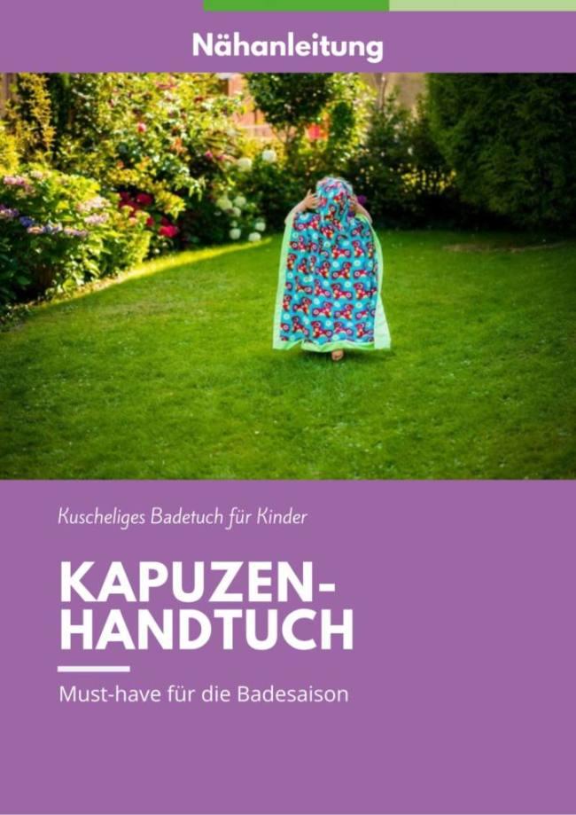 Coverbild Kapuzenhandtuch