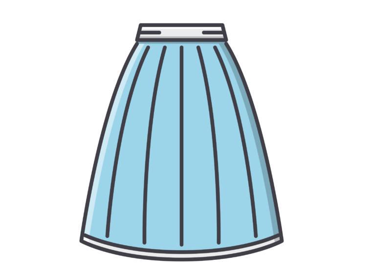 Damenhosen und Damenroecke