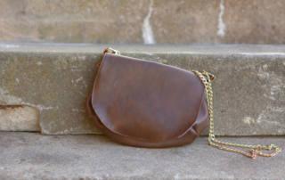 Kleine Tasche mit Taschenkette nähen: Schnittmuster Tasche AYO