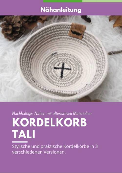 Cover Kordelkorb TALI