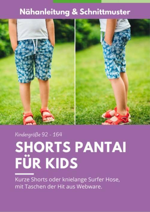 Cover Shorts PANTAI