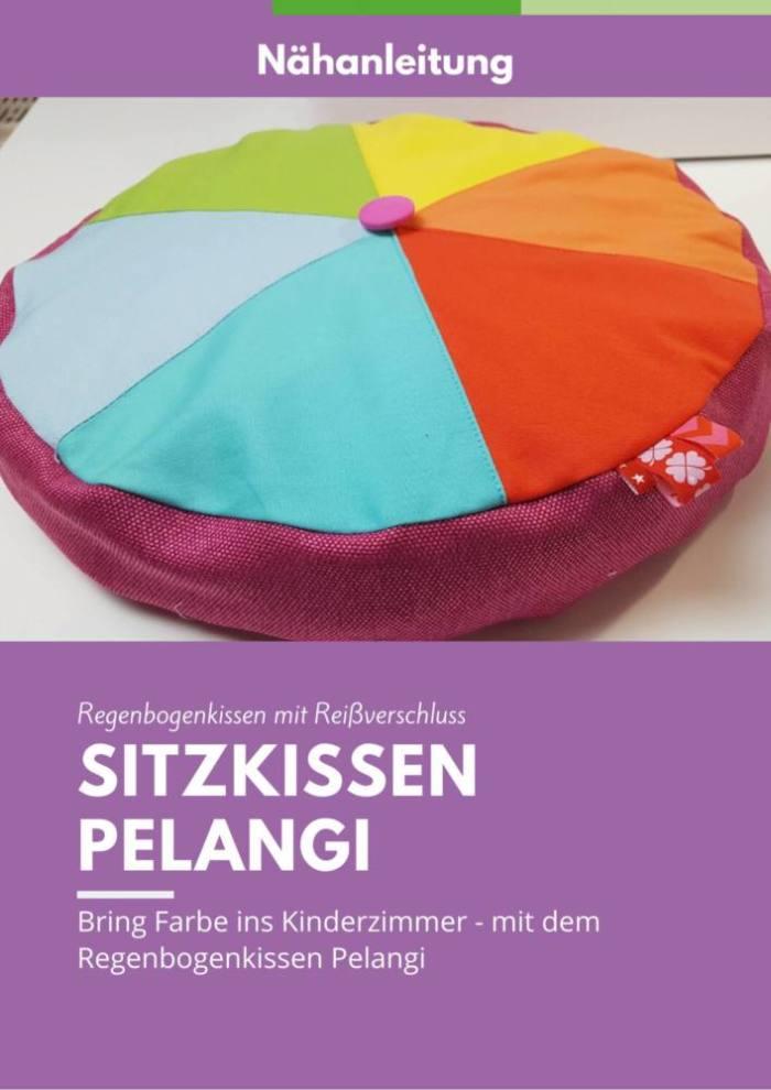 Cover Sitzkissen PELANGI