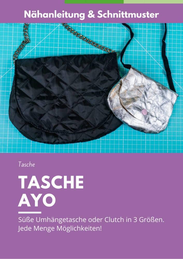 Cover Tasche naehen AYO