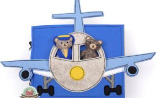 Quiet Book nähen: Spielbuch für Babys und Kinder selber machen
