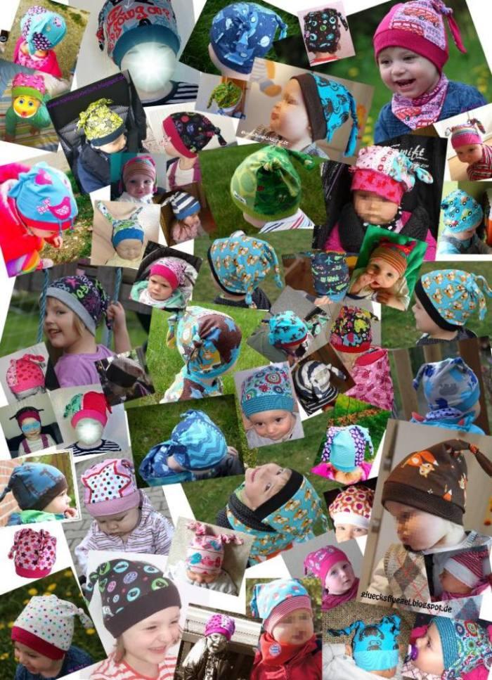 Collage MiniMop Tragebilder