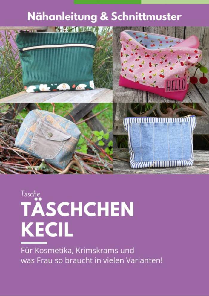 Cover Tasche KECIL