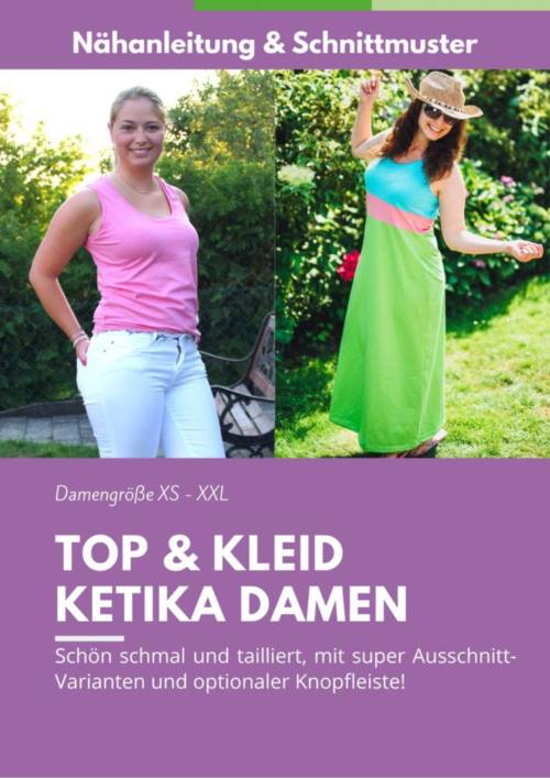 Cover Top KETIKA Damen