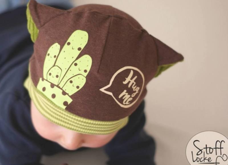 Kinder-Muetze naehen MiniFlip 2