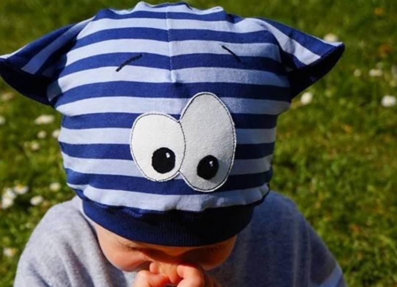 Kinder-Muetze naehen MiniFlip 4