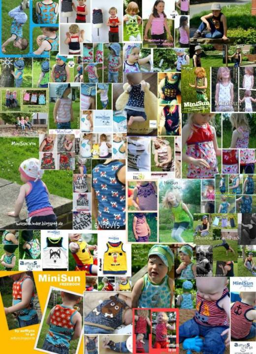 Top MiniSun Collage 2