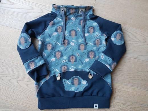 kinder shirt naehen minimars 1
