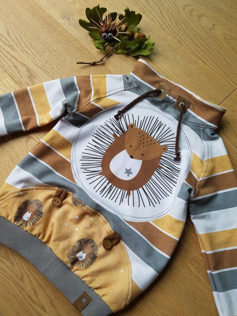 kinder shirt naehen minimars 10