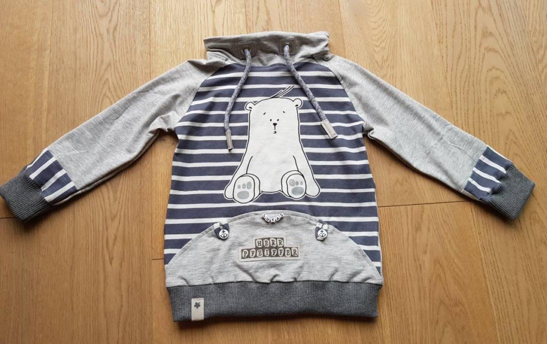 kinder shirt naehen minimars 5