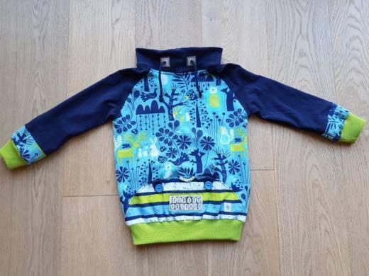 kinder shirt naehen minimars 6