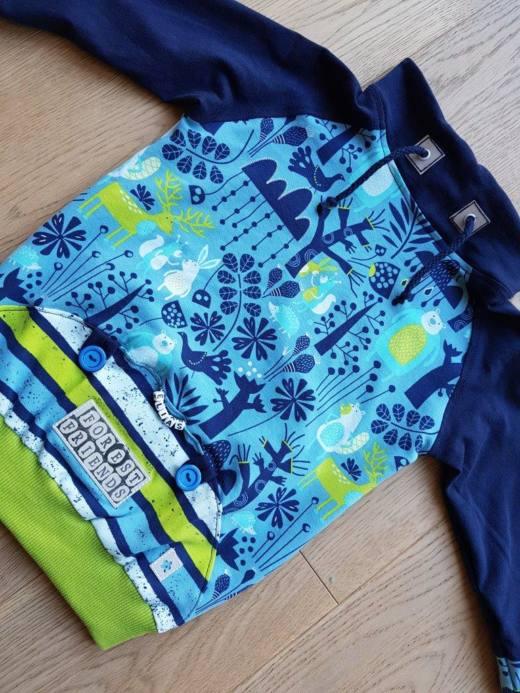 kinder shirt naehen minimars 7