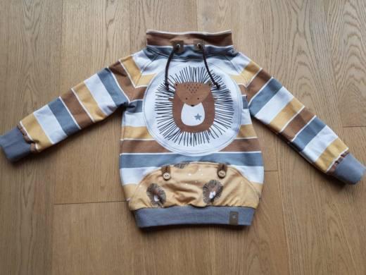 kinder shirt naehen minimars 8