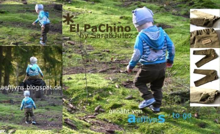 Baby Chino naehen EL PACHINO Sara Julez 3