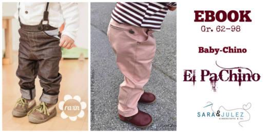 Baby Chino naehen EL PACHINO Sara Julez 4