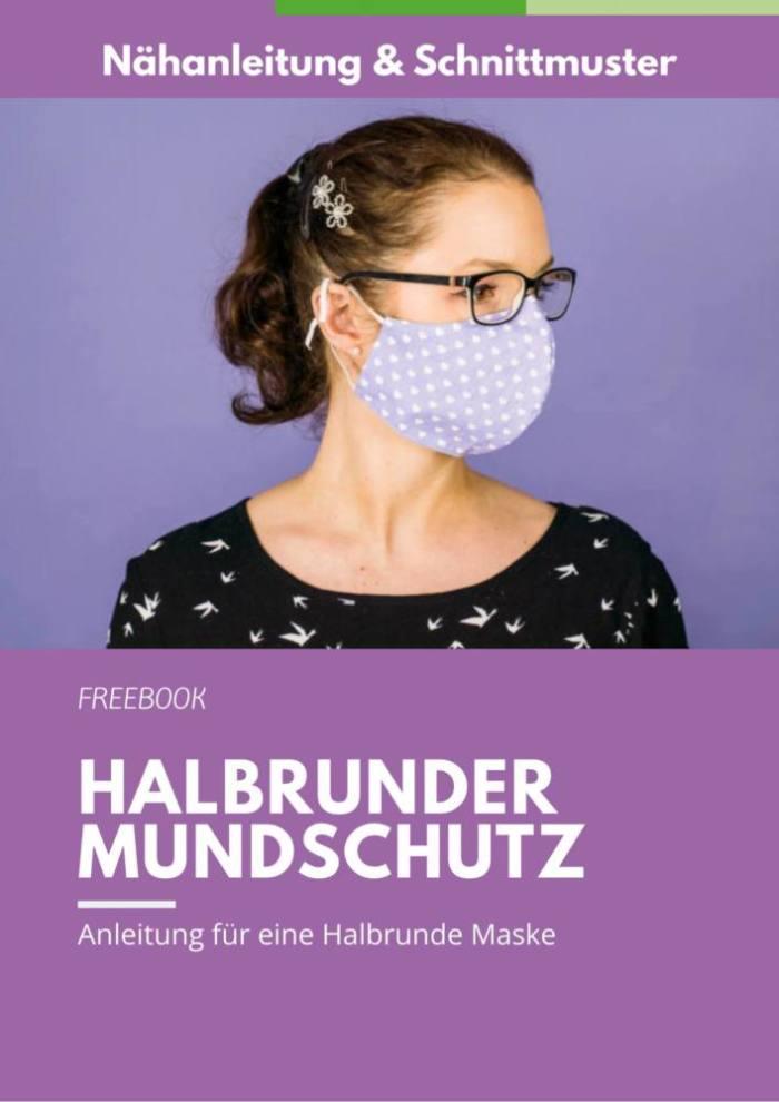 Cover Anleitung halbrunde Maske GL