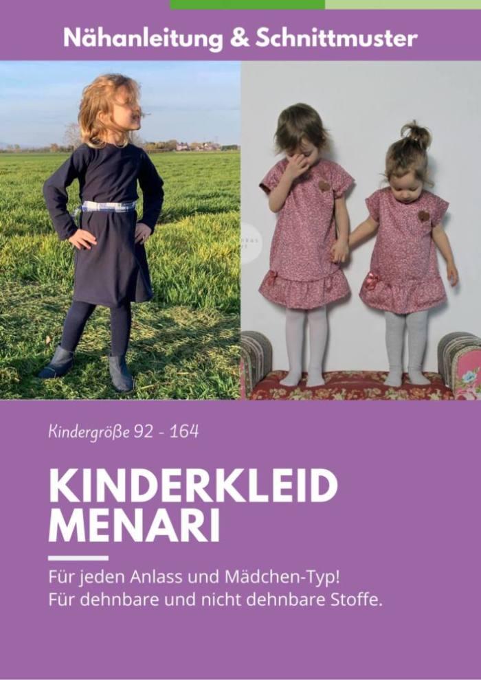 Cover Kinderkleid MENARI2