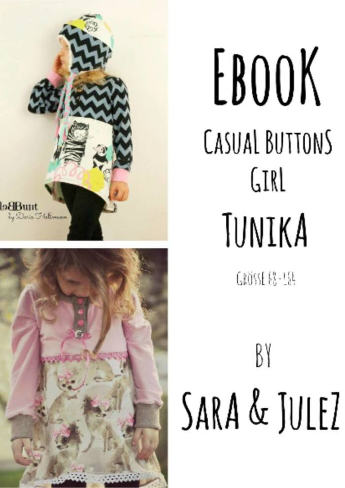 Cover Sara Julez Casual Buttons GIRL-2
