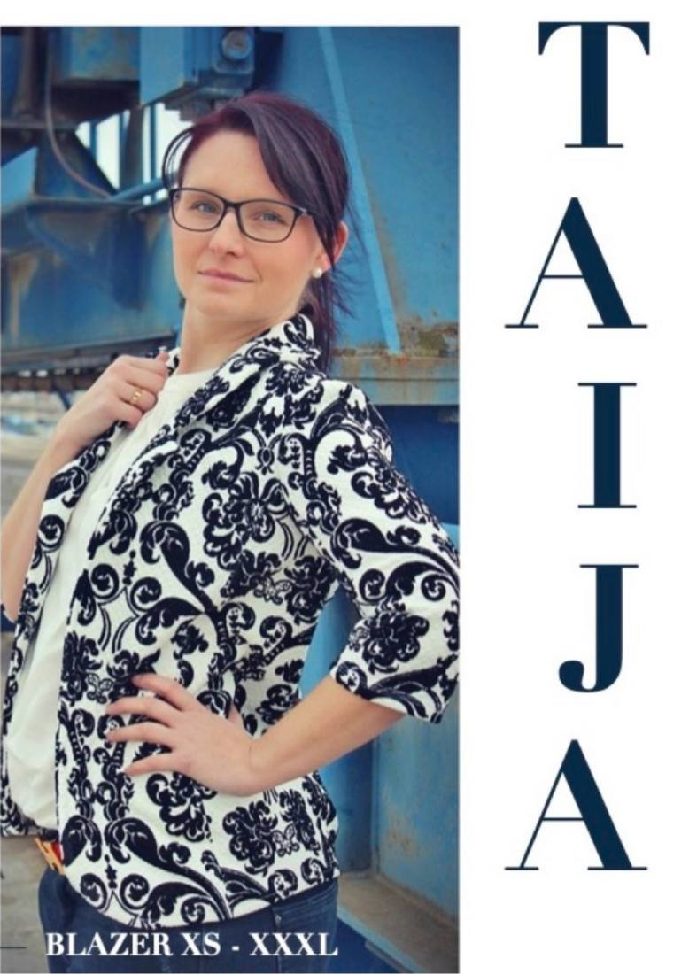 Cover Sara Julez Damen Blazer TAIJA (2)