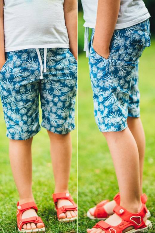 Cover Shorts PANTAI KIDS