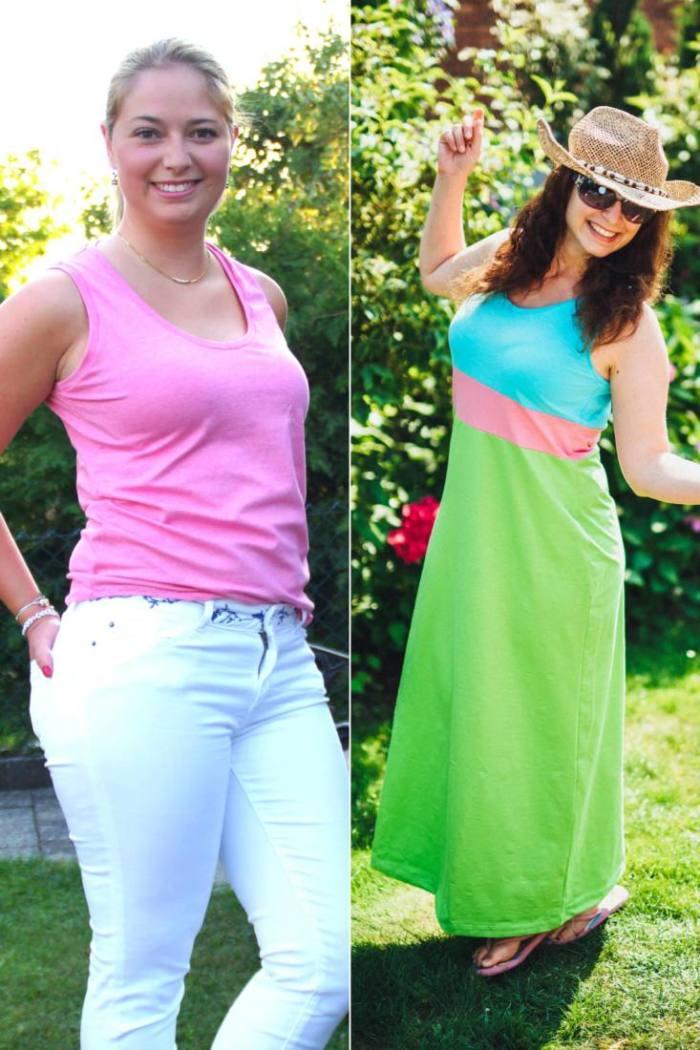 Cover Top und Kleid KETIKA DAMEN